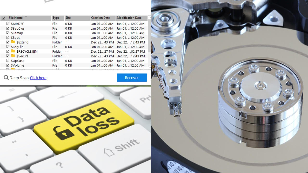 How to Recover Deleted Files Or Recover Data From Broken Computer