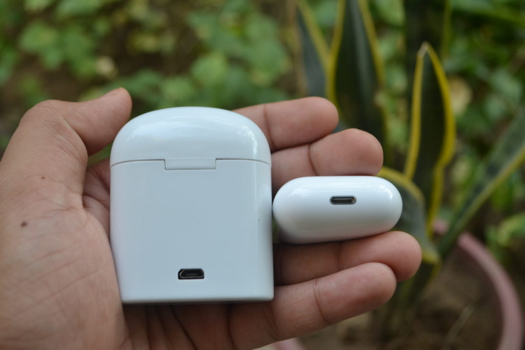 Apple Airpods Vs Tws I7s  U2013 Harsh Sharma Technicals